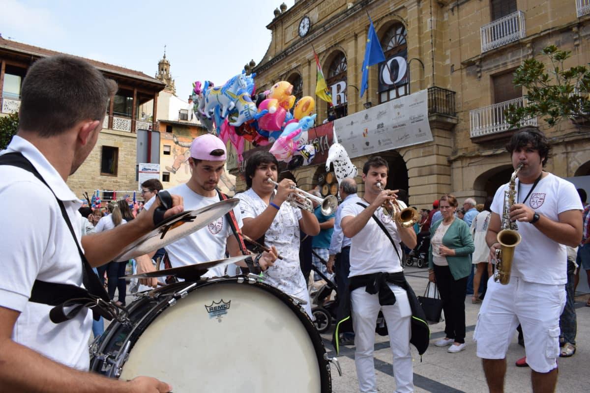 Las imágenes del inicio de las Fiestas en Honor a la Virgen de la Vega 14