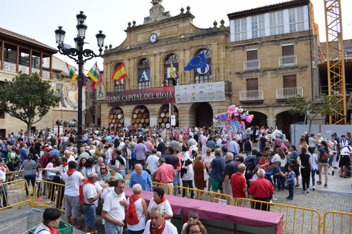 Las imágenes del inicio de las Fiestas en Honor a la Virgen de la Vega 18