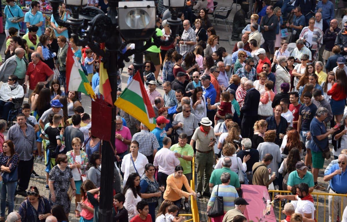 Las imágenes del inicio de las Fiestas en Honor a la Virgen de la Vega 6