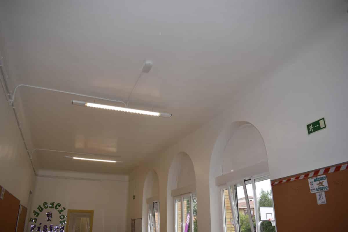 Los colegios Nuestra Señora de la Vega y San Felices mejoran sus instalaciones 4