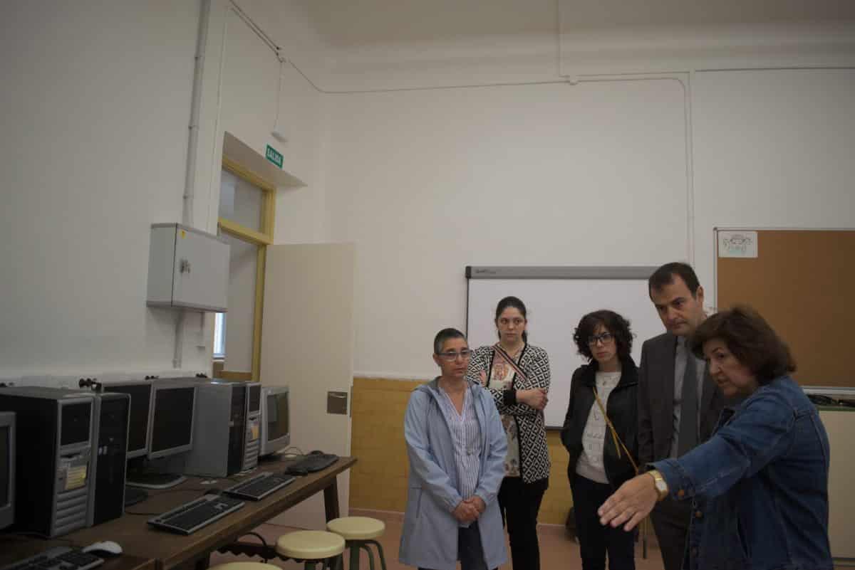Los colegios Nuestra Señora de la Vega y San Felices mejoran sus instalaciones 5