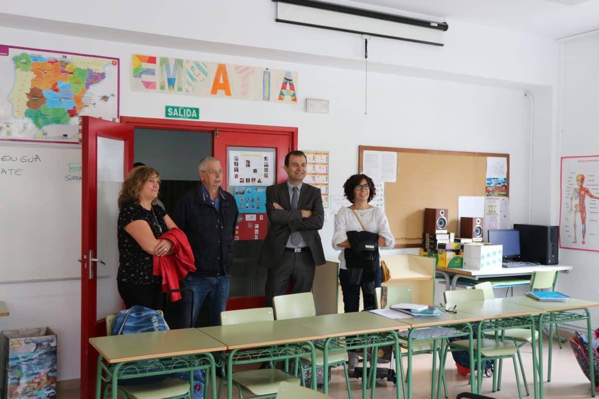Los colegios Nuestra Señora de la Vega y San Felices mejoran sus instalaciones 9