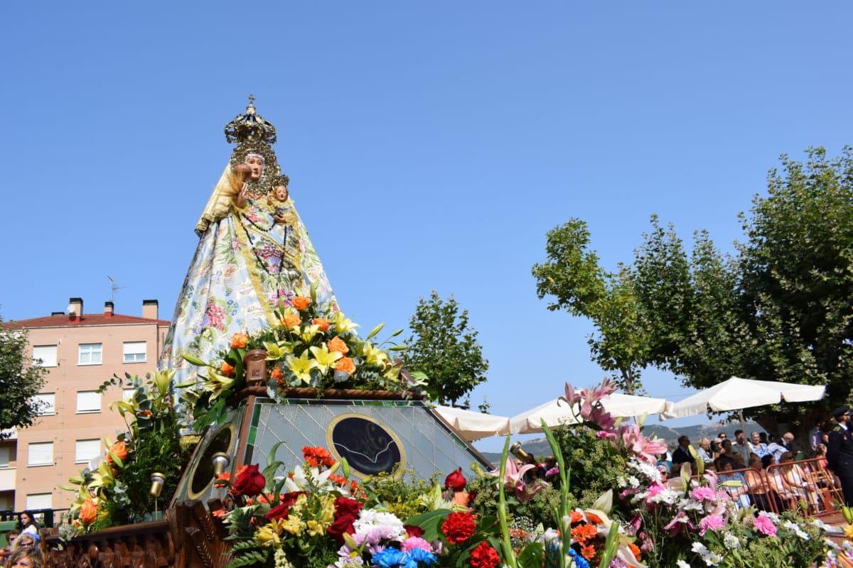 ¡Viva la Virgen de la Vega! 21