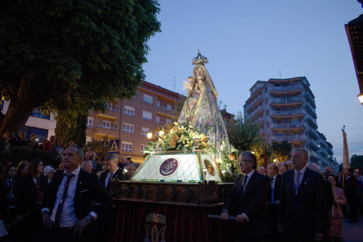 ¡Viva la Virgen de la Vega! 46