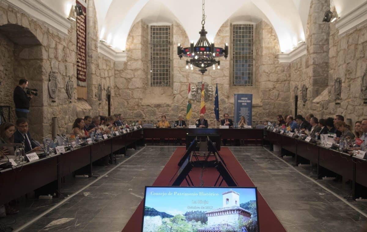 Ceniceros aboga en San Millán de la Cogolla por la convivencia entre patrimonio y turismo 1