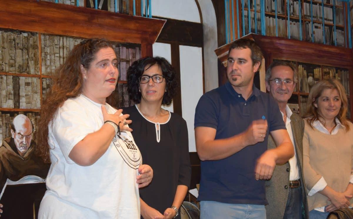 El Ayuntamiento de Haro homenajea a los alumnos de Harteraphia 1
