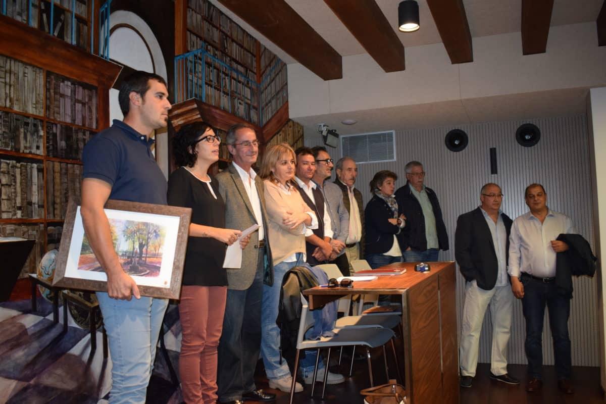 El Ayuntamiento de Haro homenajea a los alumnos de Harteraphia 3