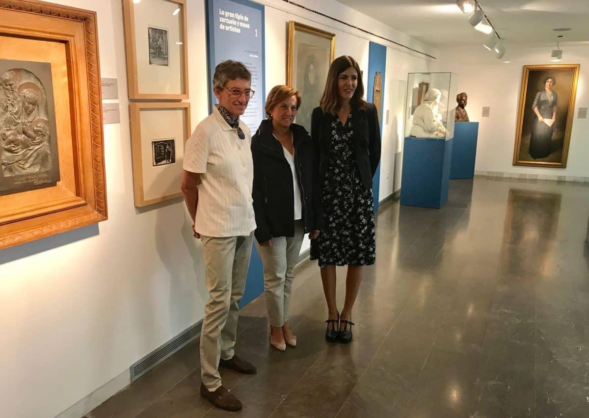 Exposiciones, recitales y conferencias difundirán la figura de la artista jarrera Lucrecia Arana 1