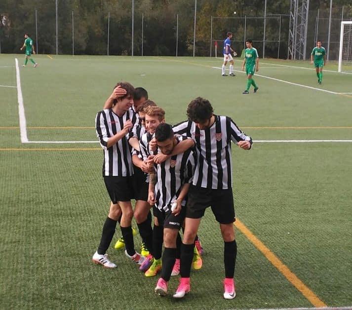 El Haro Sport Club golea a La Calzada con cinco goles de Mendoza 1