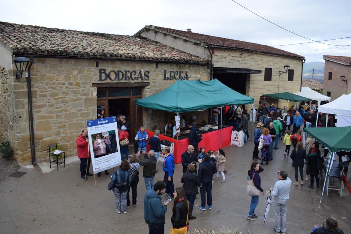 La fiesta del pisado de la uva de Bodegas Lecea 21