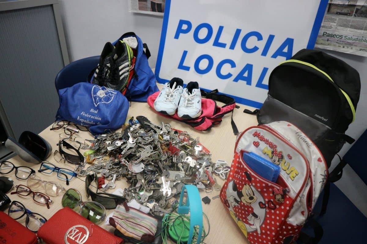 Llamamiento de la Policía Local de Haro a sus ciudadanos para recuperar objetos perdidos 4
