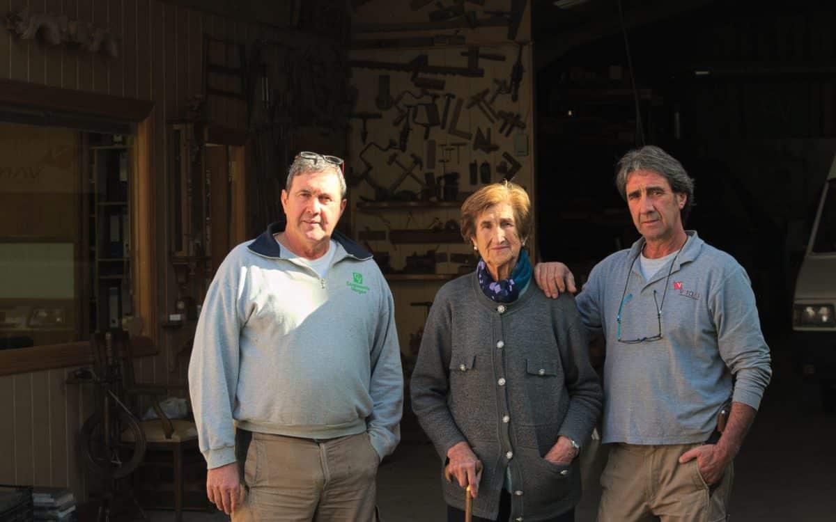 Los dueños de Carpintería Vargas alquilan el negocio familiar 2