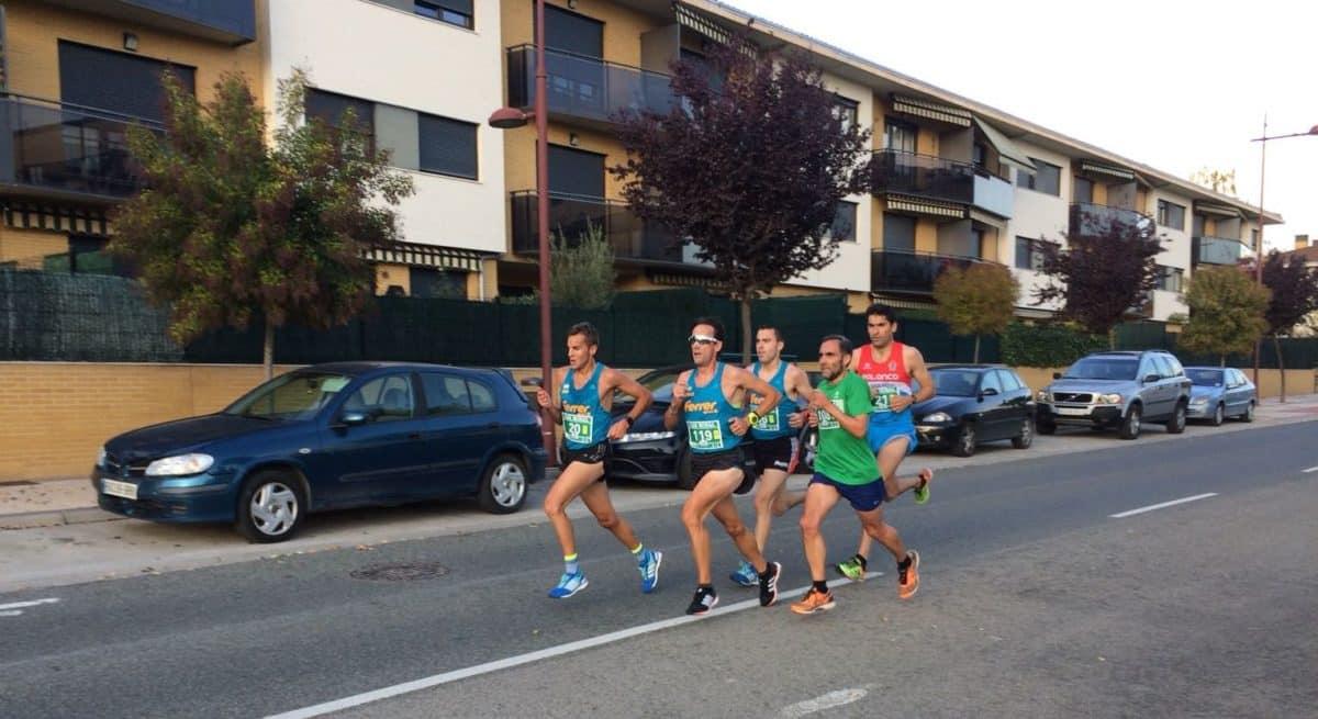 Unos 300 corredores disputan la séptima edición de las Carreras de la Vendimia 1