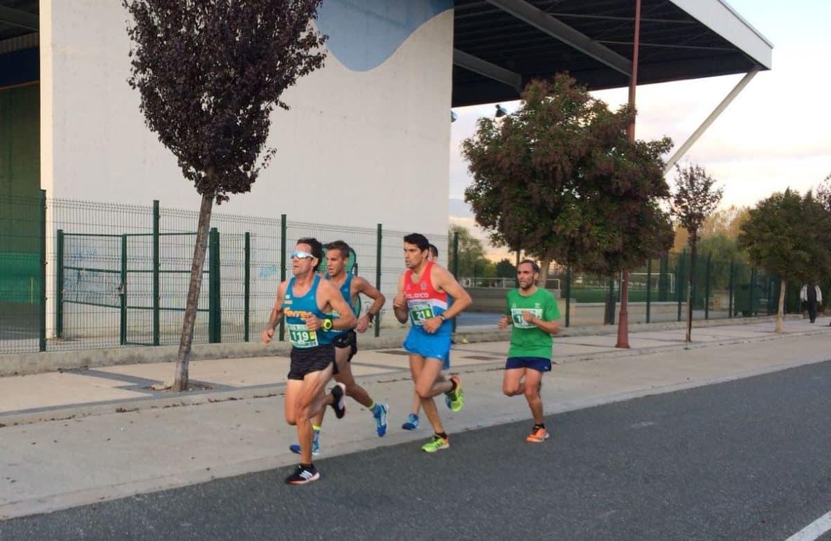 Unos 300 corredores disputan la séptima edición de las Carreras de la Vendimia 2