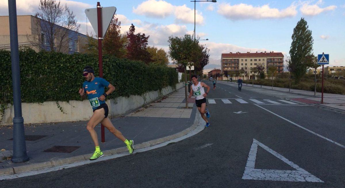 Unos 300 corredores disputan la séptima edición de las Carreras de la Vendimia 3