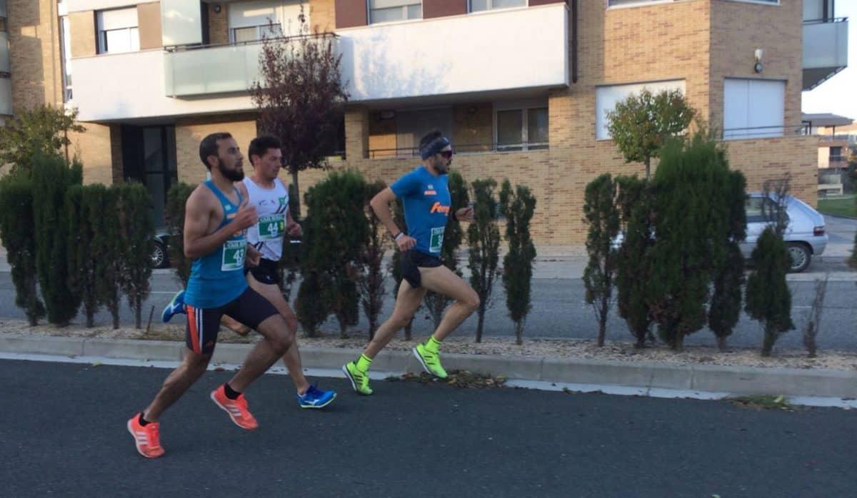 Unos 300 corredores disputan la séptima edición de las Carreras de la Vendimia 4