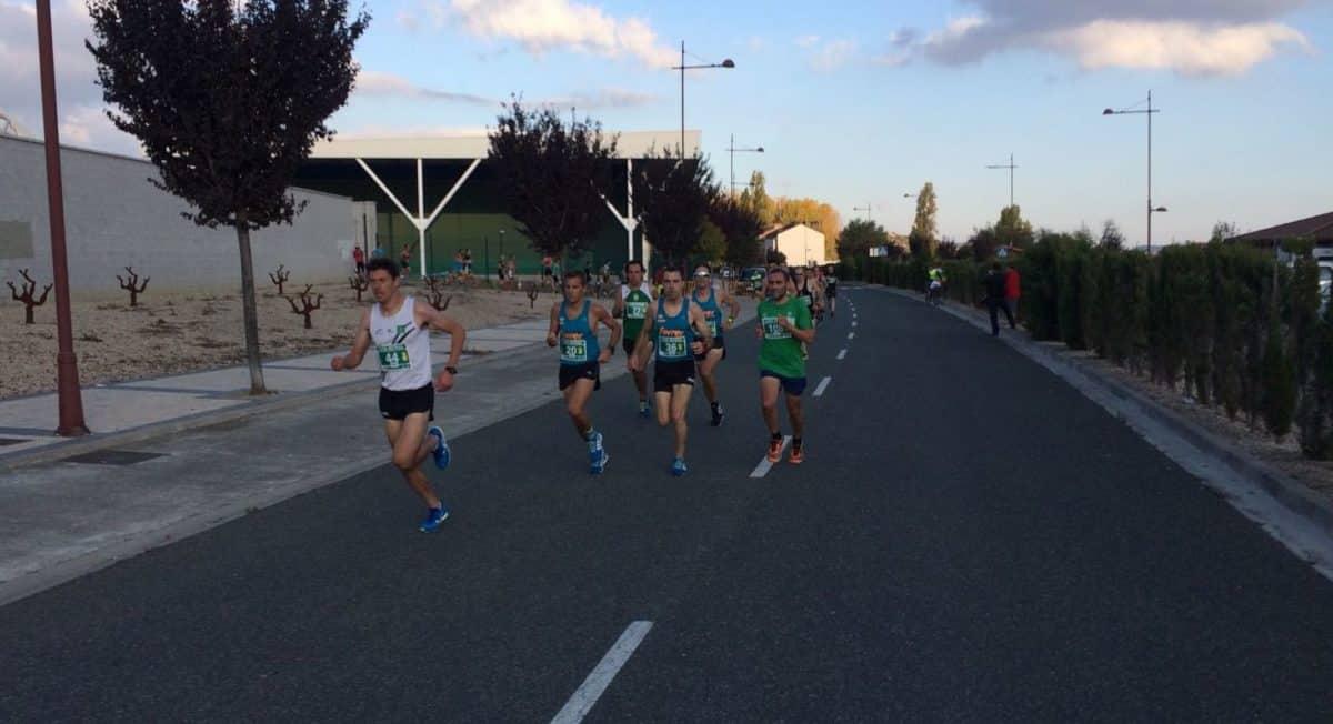 Unos 300 corredores disputan la séptima edición de las Carreras de la Vendimia 5