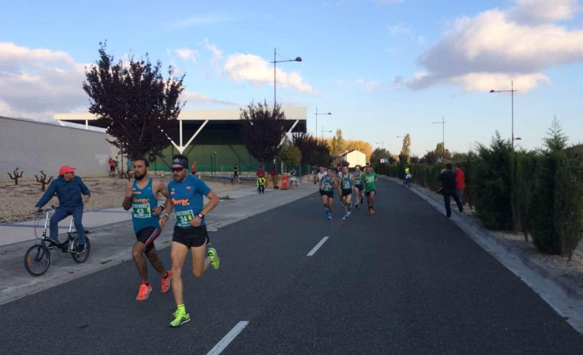 Unos 300 corredores disputan la séptima edición de las Carreras de la Vendimia 7
