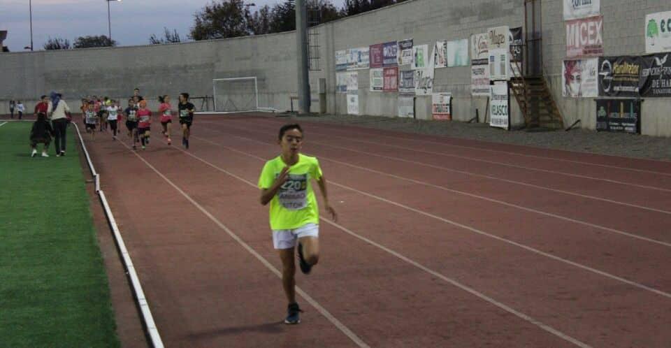 Unos 300 corredores disputan la séptima edición de las Carreras de la Vendimia 9