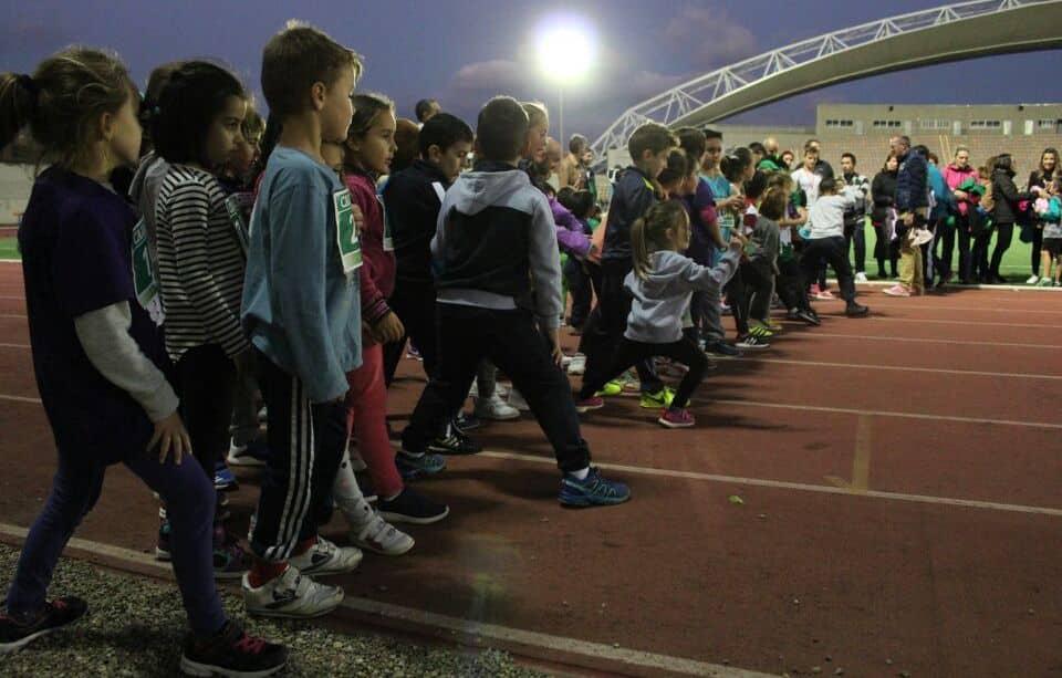 Unos 300 corredores disputan la séptima edición de las Carreras de la Vendimia 10