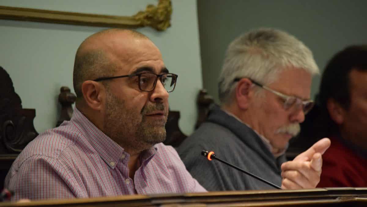 Ana María Domínguez estrena la participación ciudadana en los plenos de Haro 4