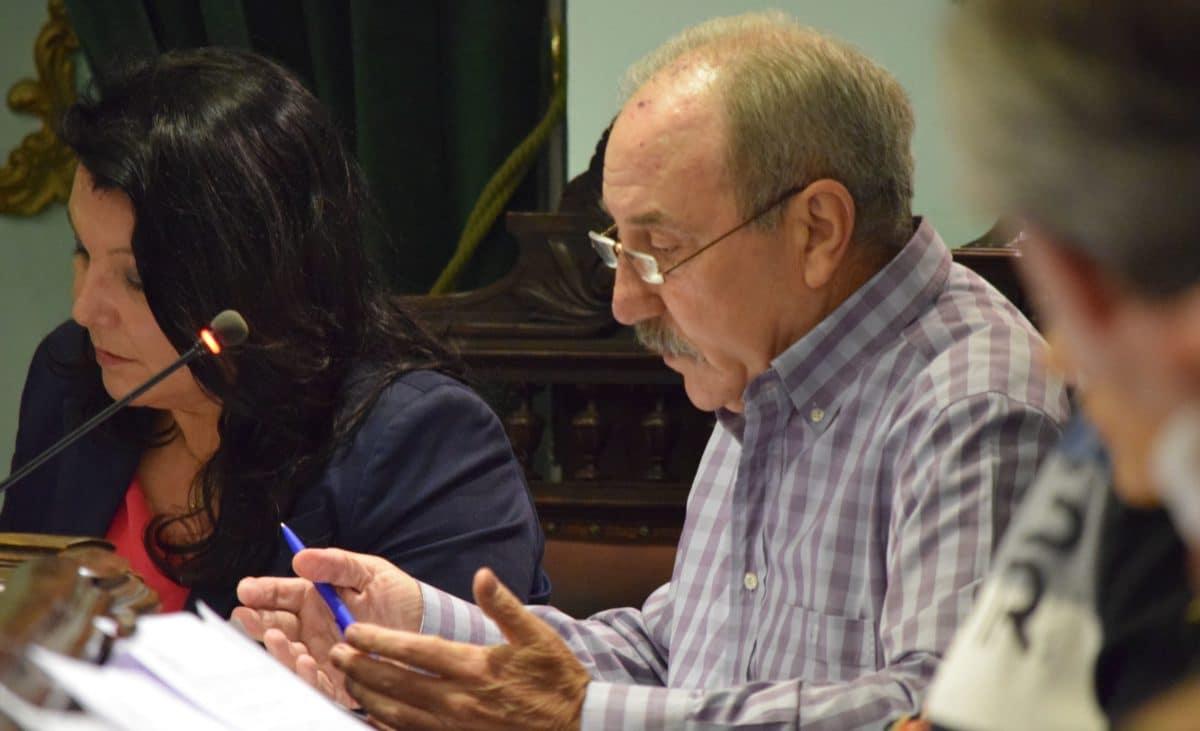 Ana María Domínguez estrena la participación ciudadana en los plenos de Haro 2