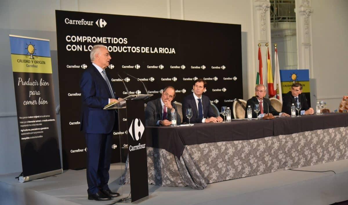 Carrefour elige a Almacenes Rubio para iniciar su plan de marca propia 'Calidad y Origen' 1
