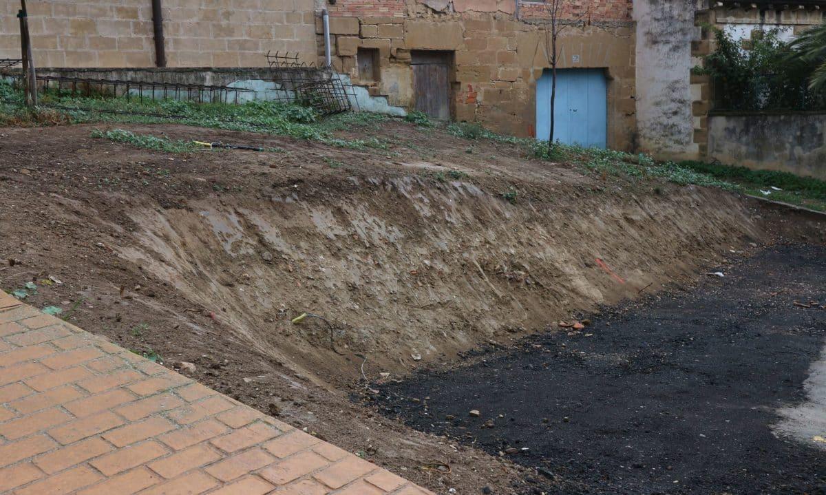 """El acceso a la plaza de la Iglesia de Haro estará """"restringido"""" 2"""