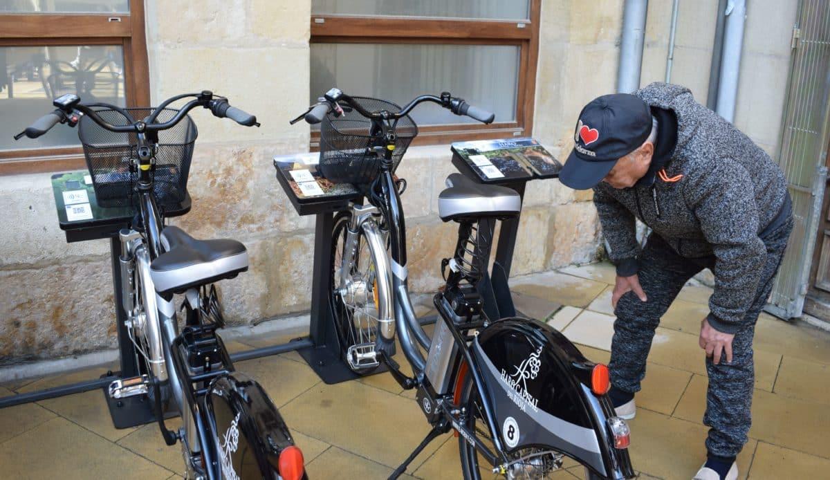 El Ayuntamiento de Haro pone en marcha el servicio de alquiler de bicicletas con meses de retraso 4