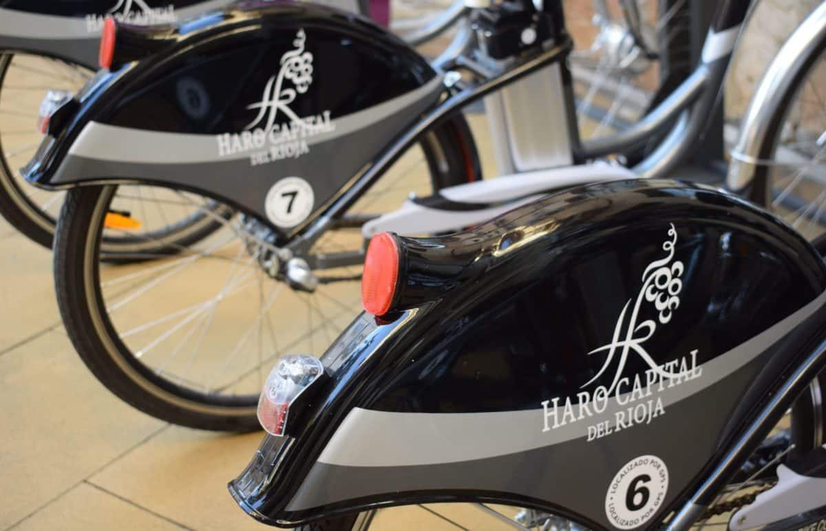 El Ayuntamiento de Haro pone en marcha el servicio de alquiler de bicicletas con meses de retraso 5