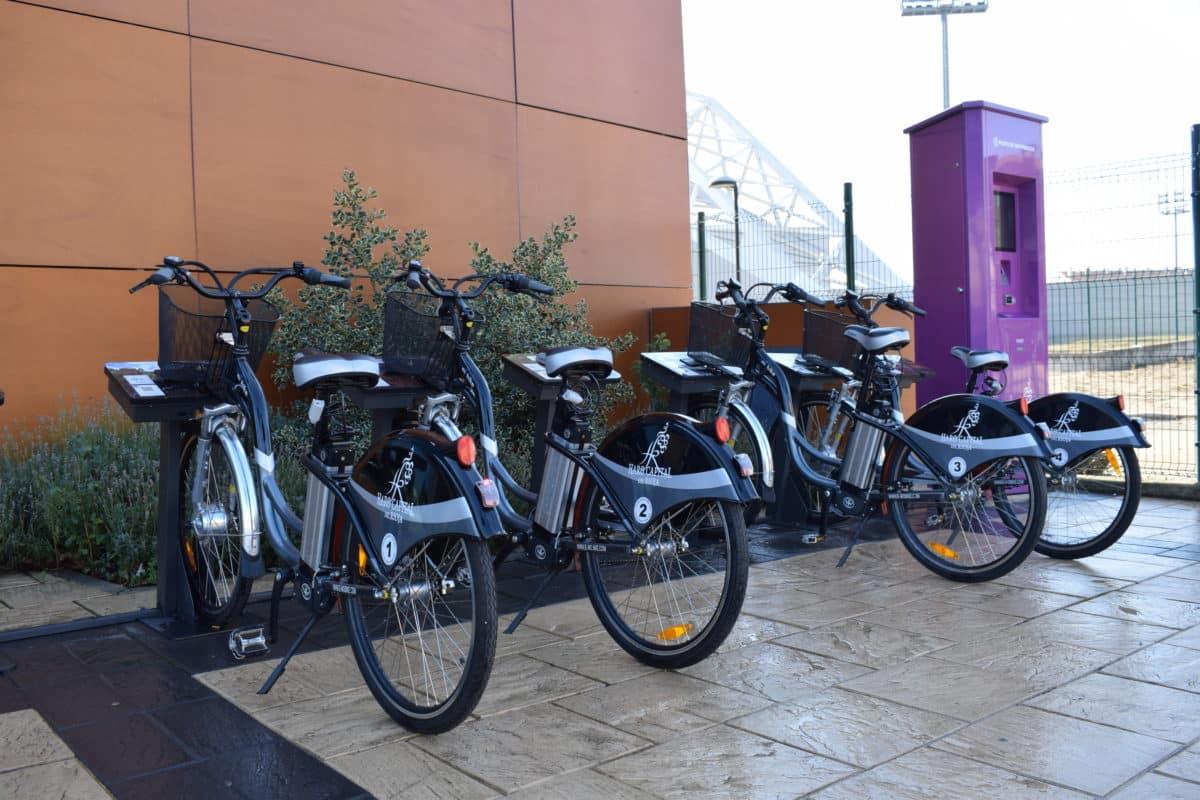 El Ayuntamiento de Haro pone en marcha el servicio de alquiler de bicicletas con meses de retraso 6