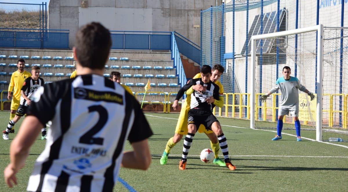 El Haro gana por la mínima al Yagüe 6