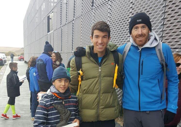 El jarrero Raúl Pérez, ganador del Cross de Atapuerca en la categoría Sub-12 4