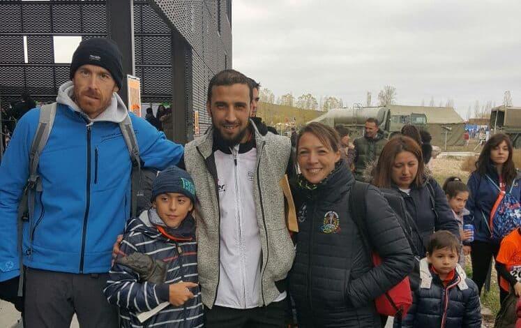 El jarrero Raúl Pérez, ganador del Cross de Atapuerca en la categoría Sub-12 5
