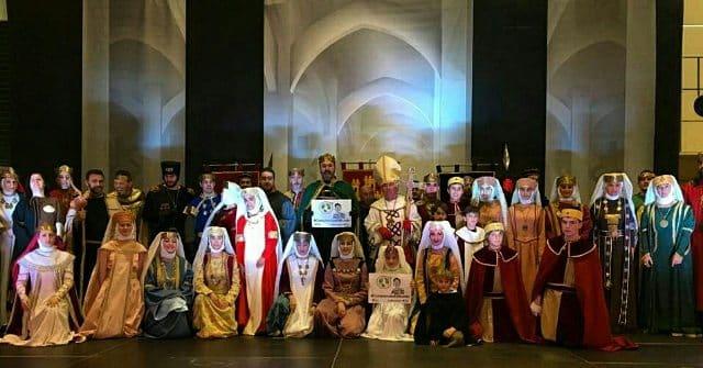 El Reino de Nájera se exhibe a lo grande en INTUR 2