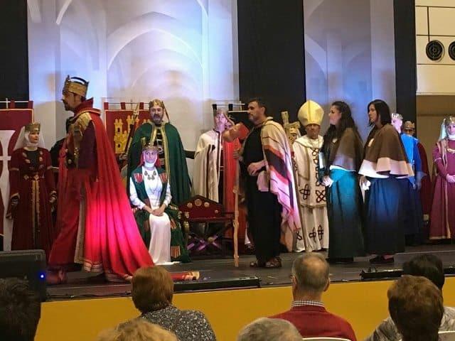 El Reino de Nájera se exhibe a lo grande en INTUR 6