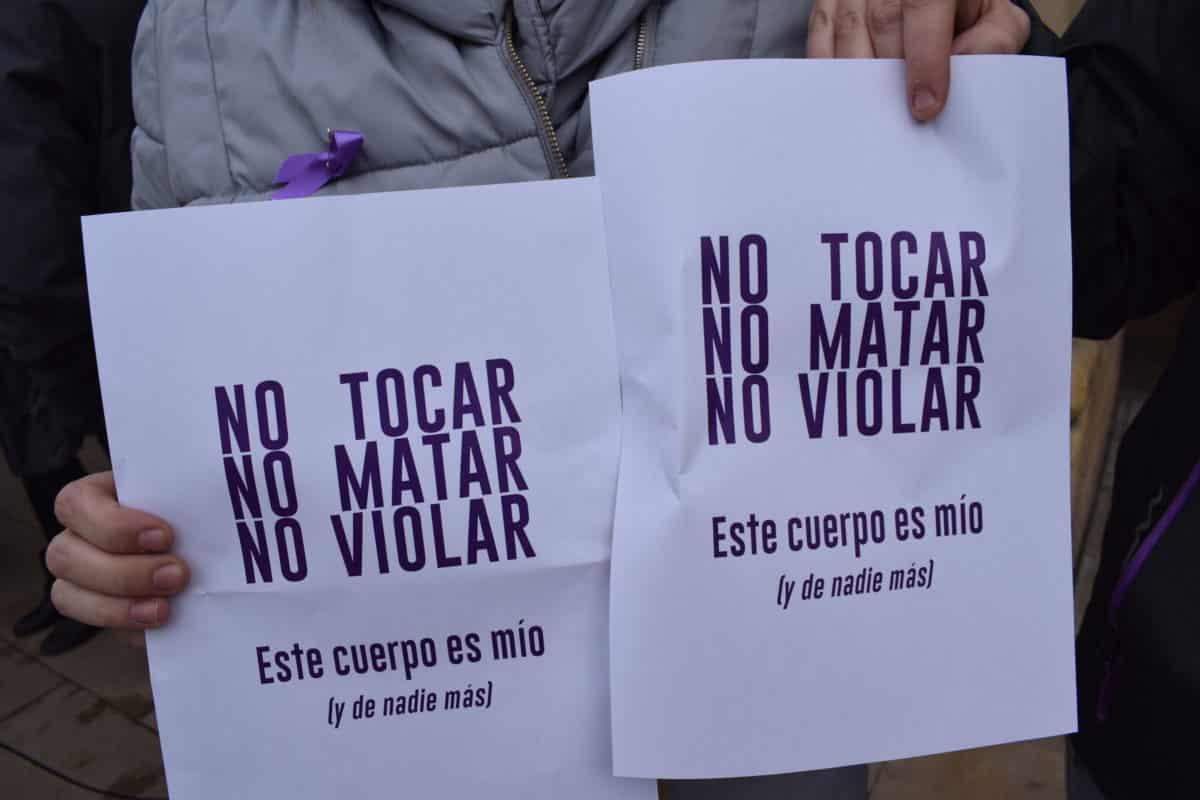 Haro dice NO a la Violencia de Género 5