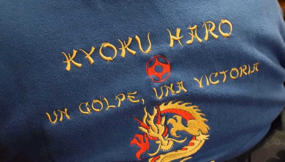 Honores para los deportistas del Kyoku Haro 2