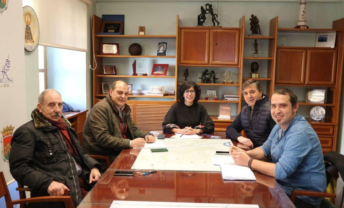 La ILP en defensa del paisaje del viñedo llega este jueves al Parlamento de La Rioja 1
