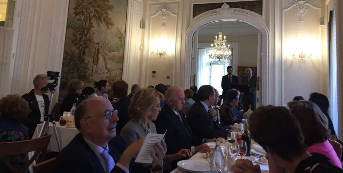 La jarrera María Vargas, Premio a las Ciencias del Centro Riojano de Madrid 2