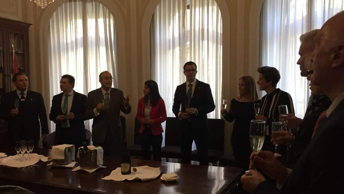 La jarrera María Vargas, Premio a las Ciencias del Centro Riojano de Madrid 3