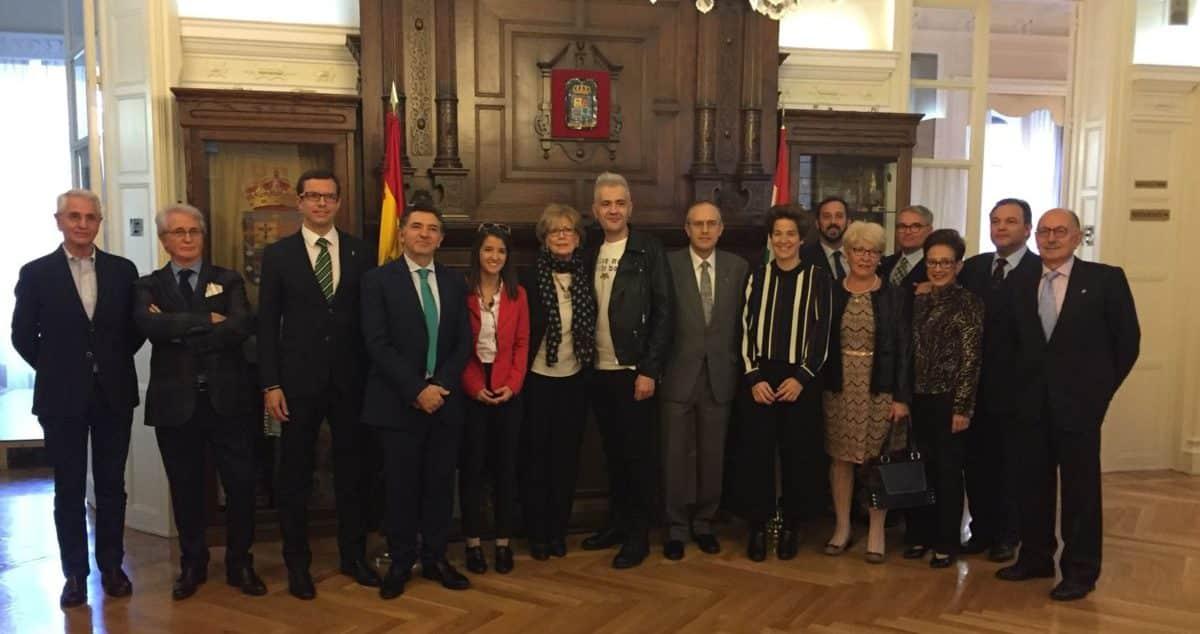 La jarrera María Vargas, Premio a las Ciencias del Centro Riojano de Madrid 4