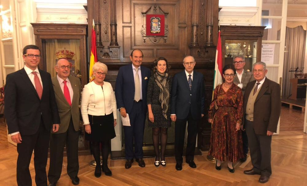 La jarrera María Vargas, Premio a las Ciencias del Centro Riojano de Madrid 6