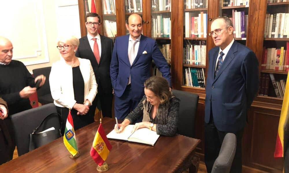 La jarrera María Vargas, Premio a las Ciencias del Centro Riojano de Madrid 7