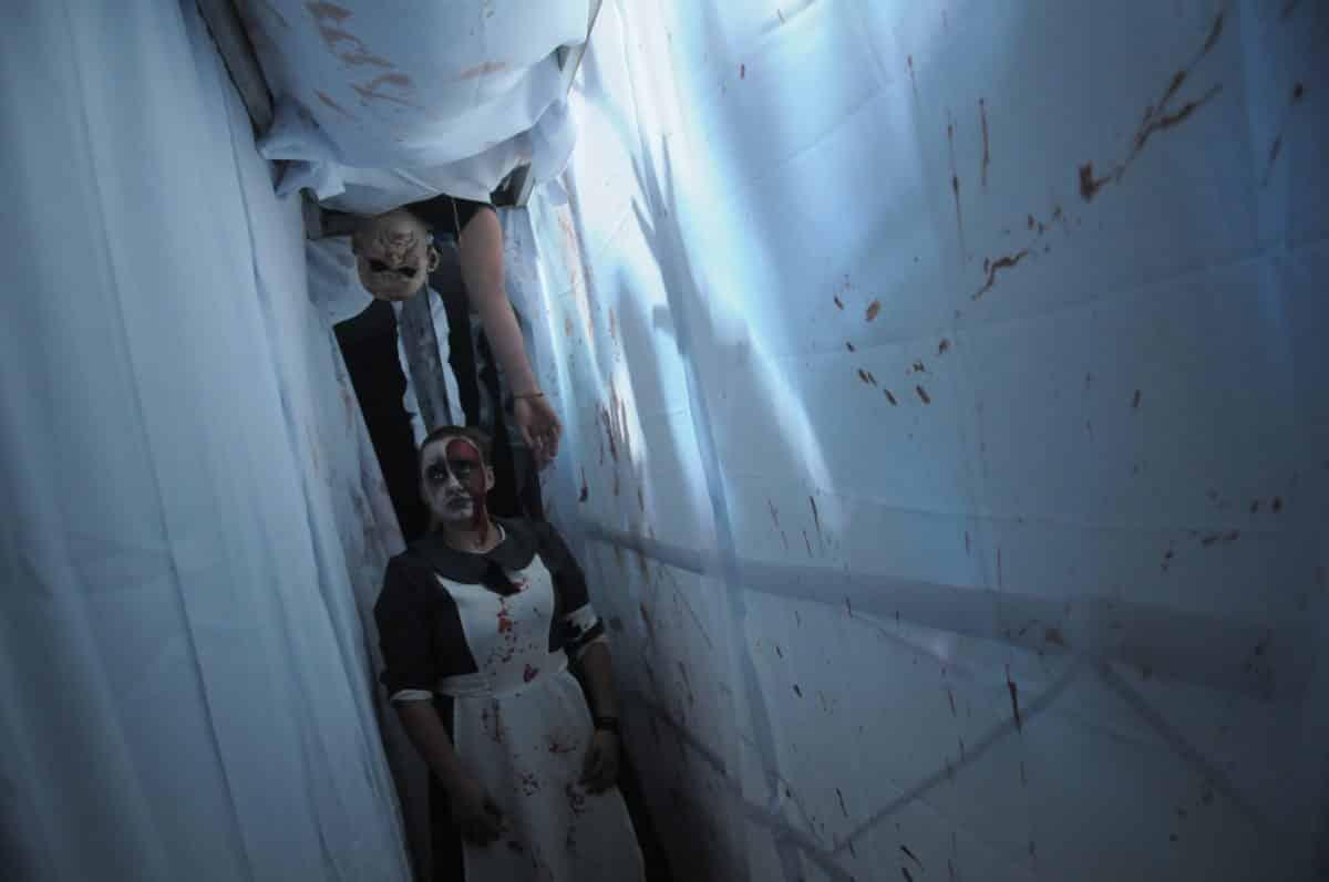 Las imágenes más terroríficas de 'Conventus' 6