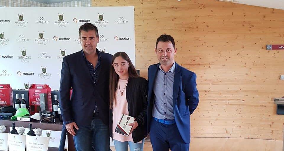 Los ganadores del Torneo de Golf 'El Correo' disputarán este fin de semana en Madrid la gran final nacional 4