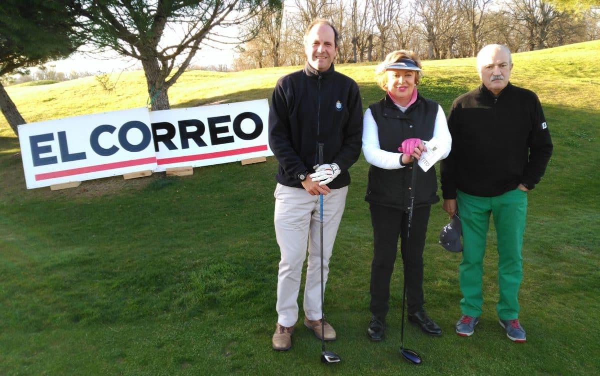 Los ganadores del Torneo de Golf 'El Correo' disputarán este fin de semana en Madrid la gran final nacional 5
