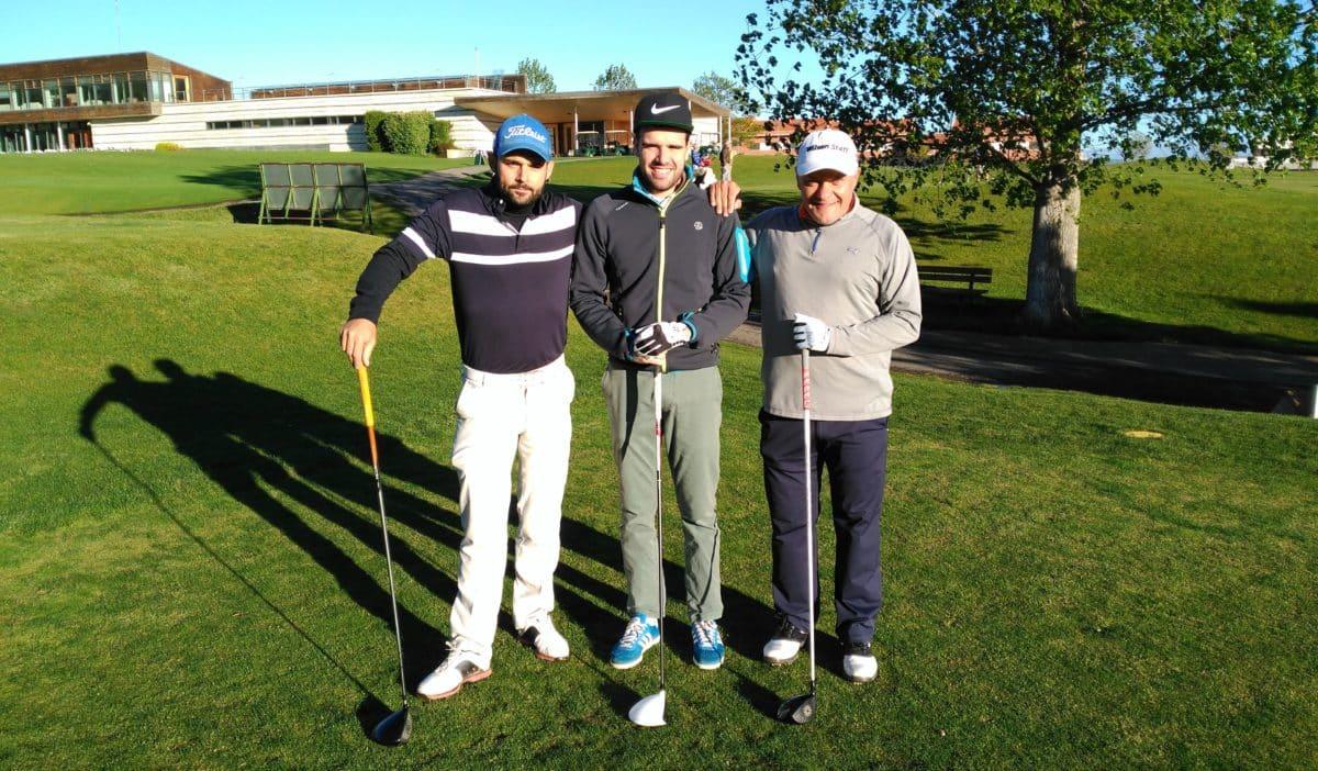Los ganadores del Torneo de Golf 'El Correo' disputarán este fin de semana en Madrid la gran final nacional 6