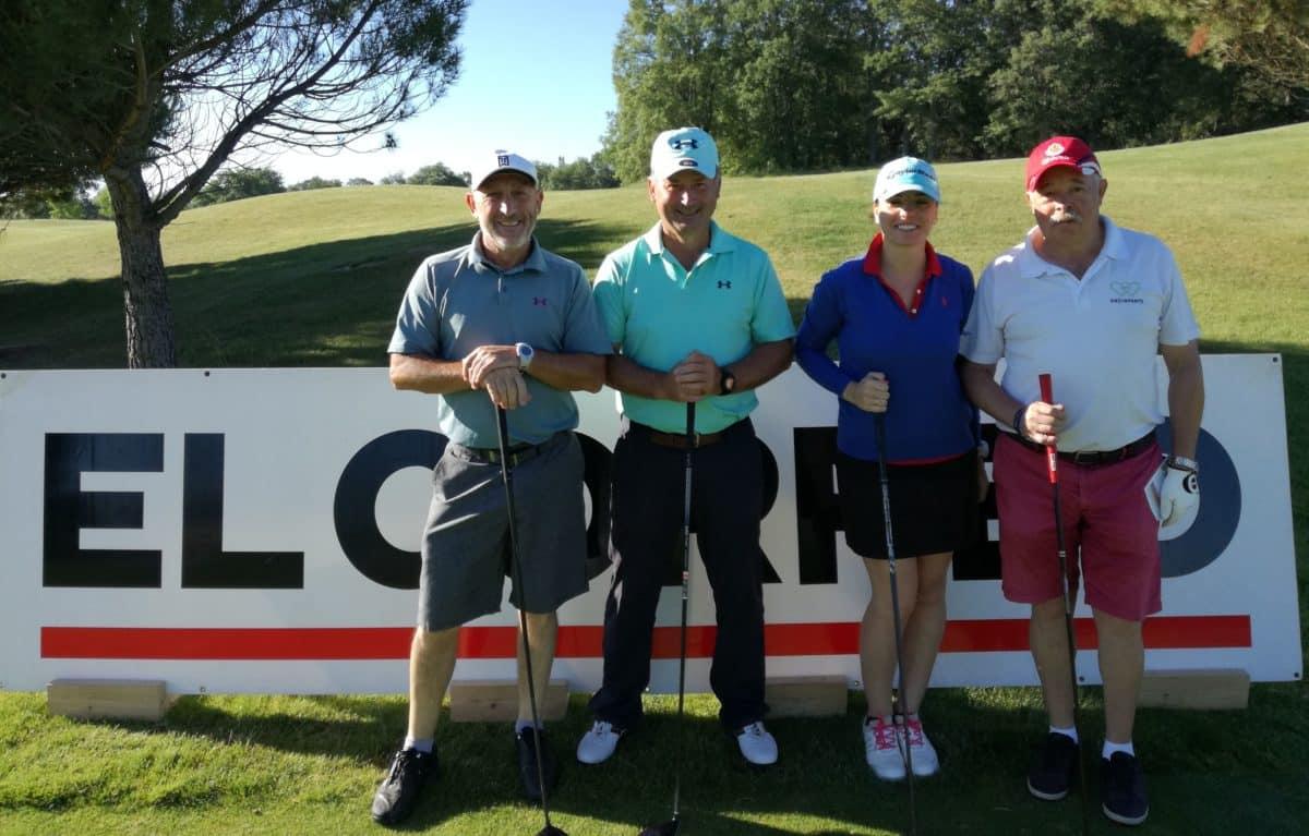 Los ganadores del Torneo de Golf 'El Correo' disputarán este fin de semana en Madrid la gran final nacional 8