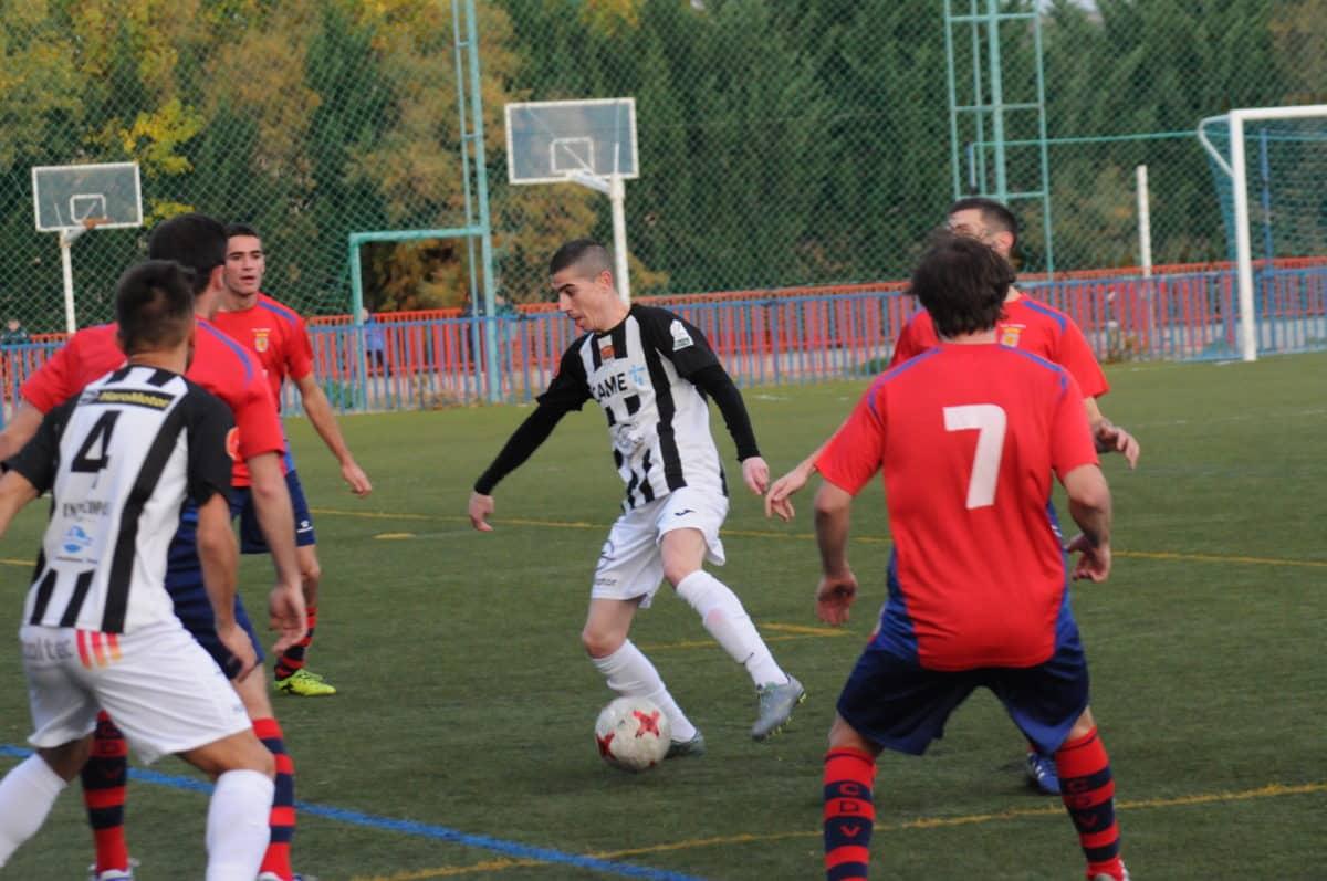 Rácana victoria del Haro Deportivo en Viana 1